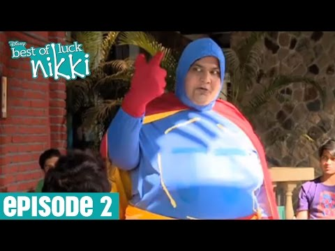 Best Of Luck Nikki | Season 1 Episode 2 | Disney India Official