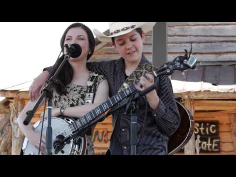 Five String Fest 2014 Willow Osborne and Col Issac Moore Banjo Trickery