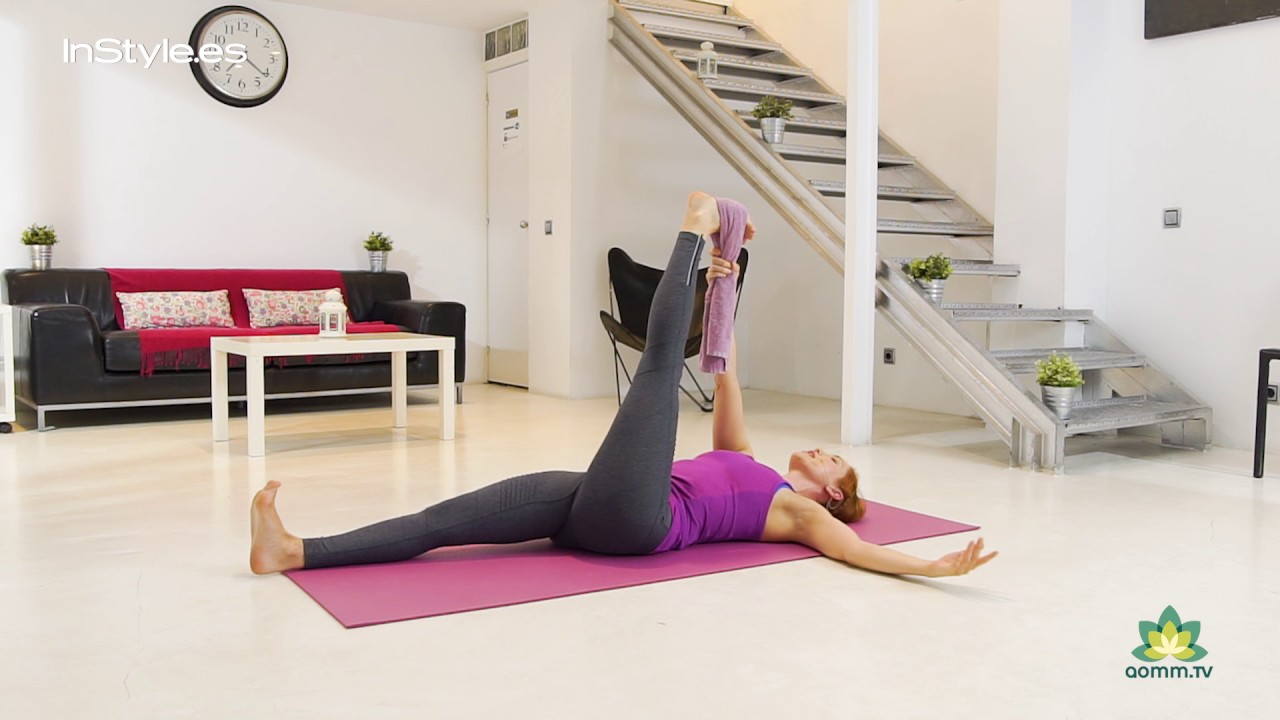 ejercicios para aliviar piernas cansadas