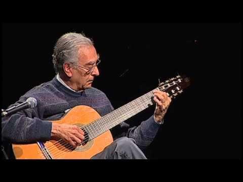 Théo de Barros | Disparada (Theo de Barros/Geraldo Vandré) | Instrumental SESC Brasil