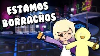 THE SR PATO ENDS BORRACHO Roblox in Spanish