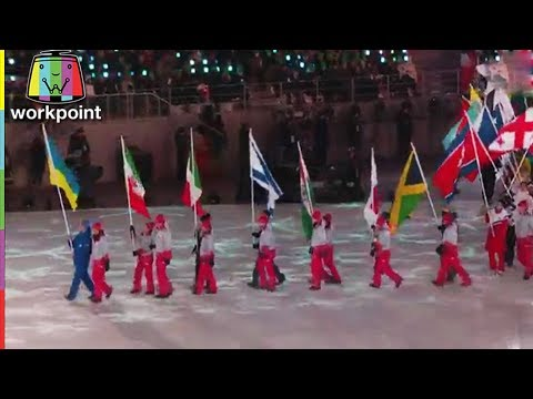 PARADE OF ATHLETES | Winter Olympic 2018