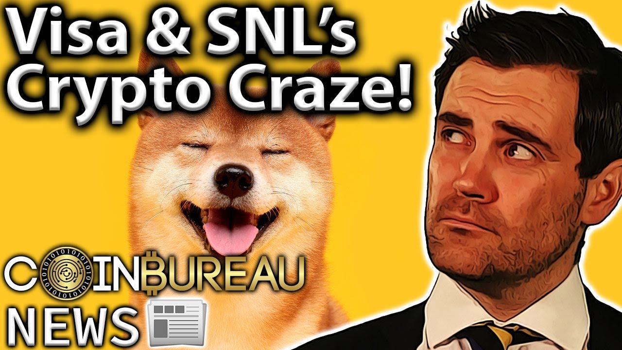 This Week in Crypto: Mastercard, Visa & DOGE on SNL! 📰