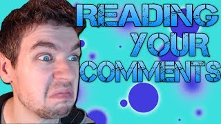 Vlog | READING YOUR COMMENTS #11 | ORIGIN OF MY NAME