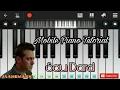 Sau dard (jaan-e-mann) easy mobile perfect piano