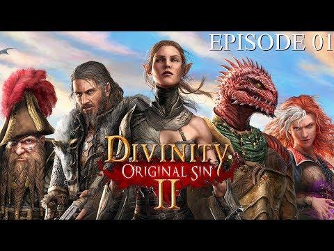 Divinity Original Sin 2: Sebille the Barefoot Assassin