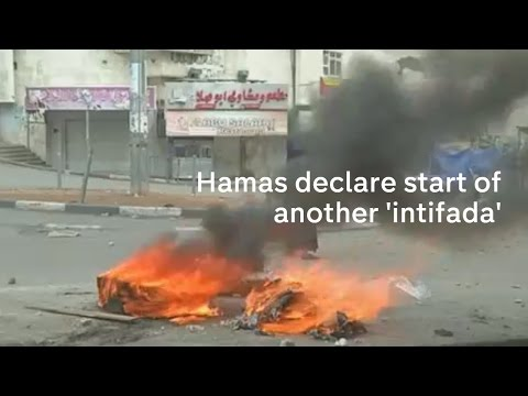 "Israel/Palestine clashes: Is this the start of another ""intifada""?"