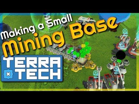 Making A Small Mining Base |  #55