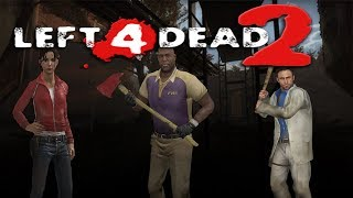 Live Stream #105! Left 4 Dead 2 MODS on PC!