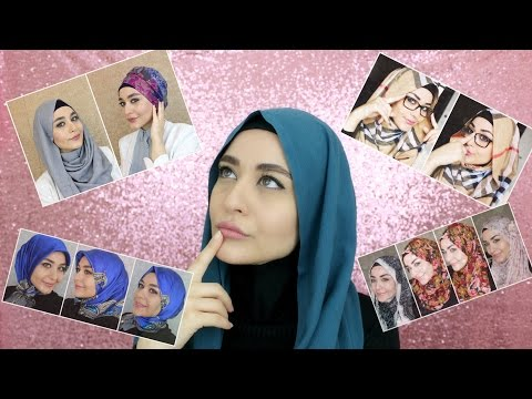 Hijab & Forme du Visage   Muslim Queens by Mona thumbnail