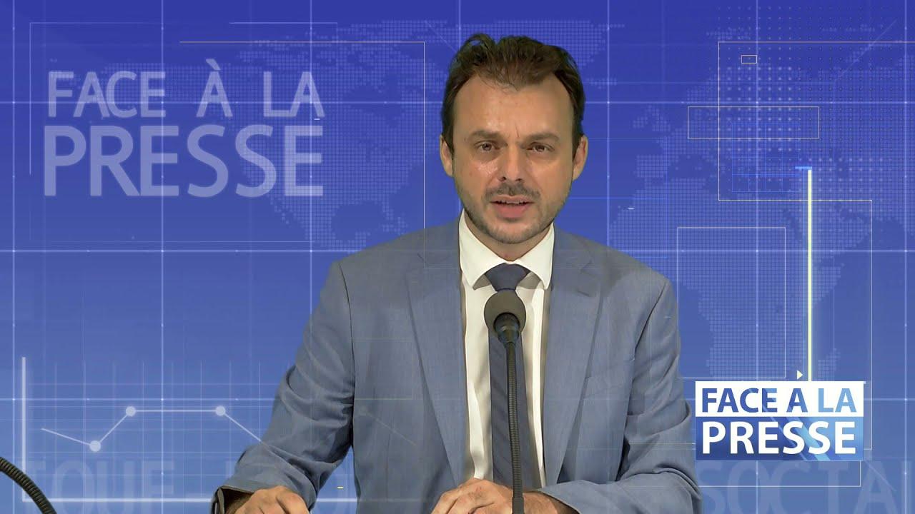 Intervention de Alan NAGAM Président de la FTPE Guadeloup (1ere partie)