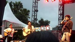 Cinta Adalah - TheOvertunes at Bandung March 2016