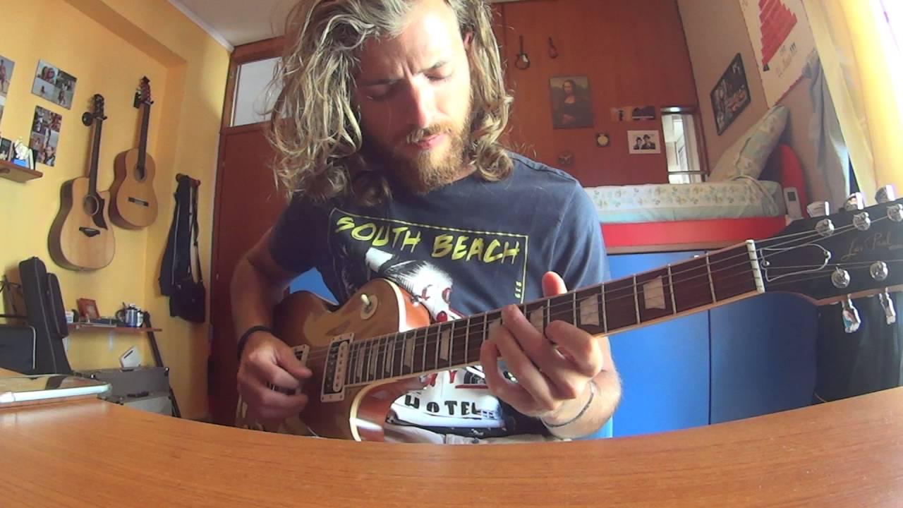 rino-gaetano-a-mano-a-mano-sax-solo-guitar-cover-sony-hdr-as20-davide-consales1