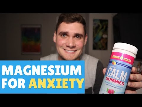 Magnesium For Anxiety | Natural Calm Review | Natural Remedy for Anxiety Attacks