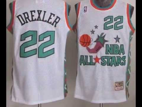new product 3298a 67a64 1996 All Star Throwback NBA Jersey for wholesale  :http://www.footballwholesalejerseys.co/