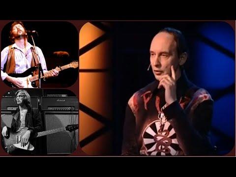 Eric Clapton. Интервью с Эдмундом Шклярским - Эрик Клэптон. 10.07.2009 - Пикник. Рок - кумиры!
