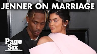 Kylie Jenner says she's 'not thinking about marriage' on 'KUTWK' reunion | Page Six Celebrity News