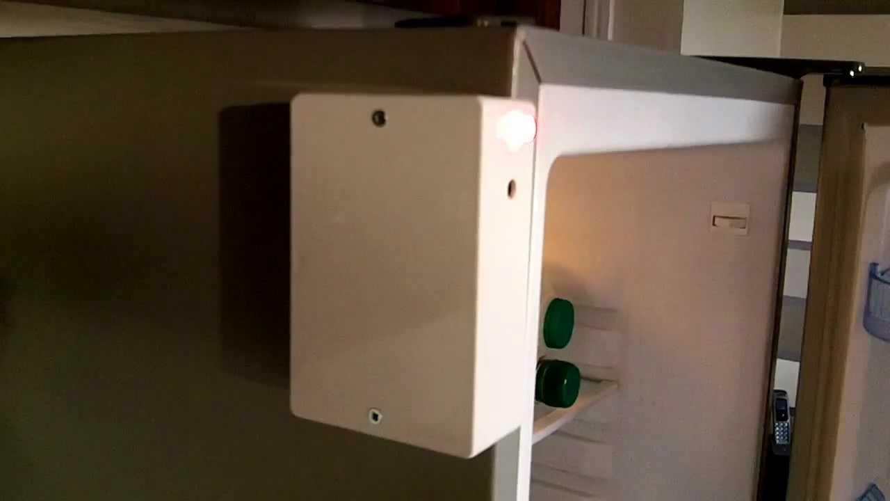 Fridge Freezer Door Alarm With Adjustable Time Delay Youtube Circuit Diagram