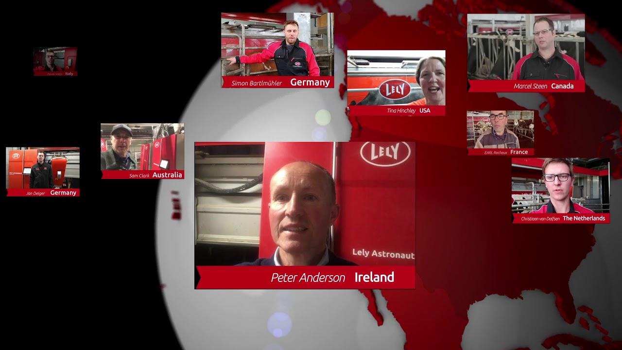 Lely Astronaut A5 – отзывы клиентов после года эксплуатации – видео 7 (RU)