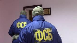 УФСБ обнародовало видео задержания Олега Тополя