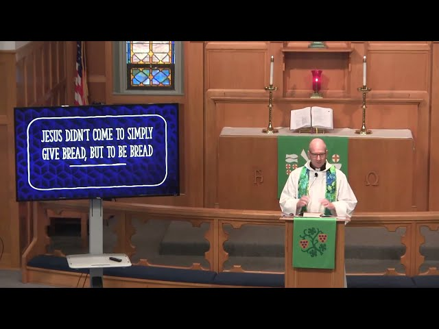 Zion Sunday Service,  August 8th, 2021