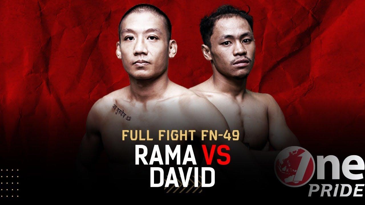 Download Teknikal! Rama Supandhi vs David Leonardo (Flyweight)   Full Fight One Pride MMA FN 49