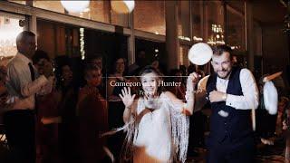 Cadillacs, Cornhole and Tortillas // Cameron and Hunter // Sneak Peek