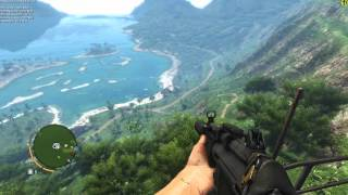 GTX 980 ti -- Far Cry 3 -- Ultra Preset -- FINALLY, It Plays at a Stable Frame Rate