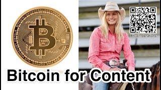 Bitcoin vs Patreon