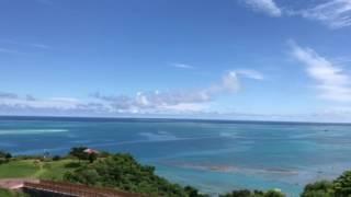 知念岬公園の絶景❗️ thumbnail