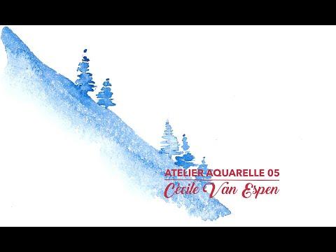 Atelier 05 : Paysage Noël