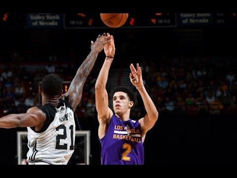 Full Highlights: Los Angeles Lakers vs Brooklyn Nets, MGM Resorts NBA Summer League | July 15