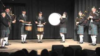 Under A Celtic Moon-The Desert Thistle Pipe Band