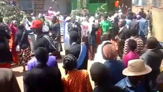 KIAMBU MIGHTY CELEBRATION ON MAMA ROSA'S RESSURECTION.