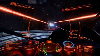 Elite Dangerous 1.1 Epic Battle