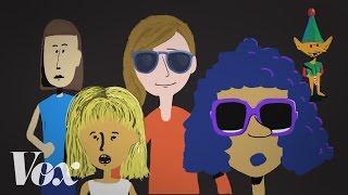 Comedian Lauren Lapkus's oddball characters, in 3 minutes