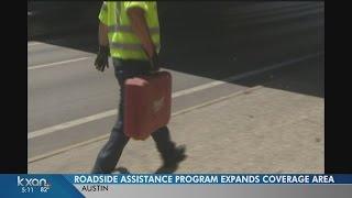 HERO roadside assistance program expands