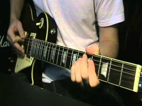 [Iron Maiden] Rime of the Ancient Mariner - Solo Cover