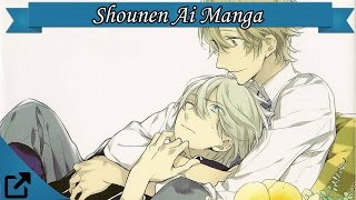Top 10 Shounen Ai Manga 2015 (All the Time)