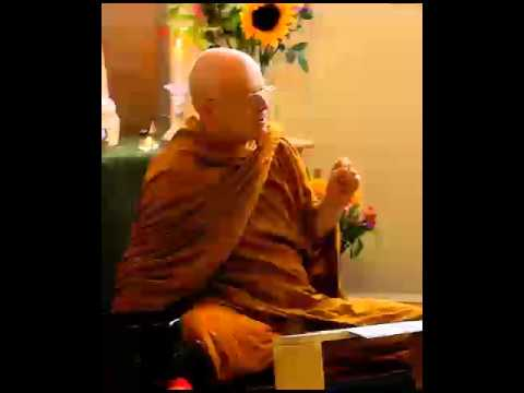 Strength from the Basics, Dhamma Talk of Thanissaro Bhikkhu,