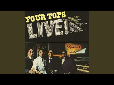I Like Everything About You (Live At The Upper Deck Of The Roostertail/1966)