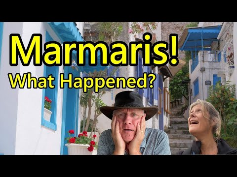 WHY IS MARMARIS SUCH A POPULAR HOLIDAY RESORT IN TURKEY?