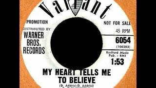 Loretta - MY HEART TELLS ME TO BELIEVE  (1964)