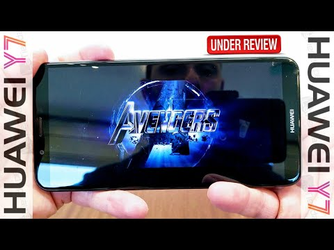 Análisis (Review) HUAWEI Y7 2018