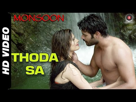 Thoda Sa Official Video | Monsoon | Srishti Sharma & Sudhanshu Aggarwal