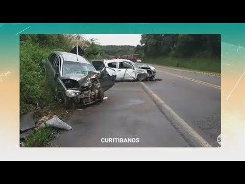 Mortes no trânsito em Santa Catarina