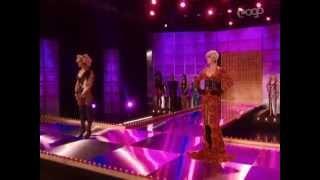 RPDR SEASON TWO EPISODE 04 - MORGAN MCMIHAELS VS SONIQUE