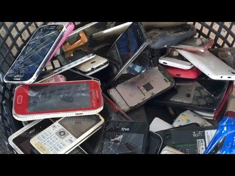 The Risks Of Recycling E-Waste
