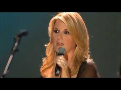 Trisha Yearwood - Trying to Love You [Live] - YouTube