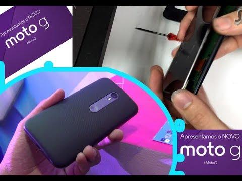 Moto G 3rd Gen XT1541 Screen & Digitizer Replacement / замена экрана| Selekt